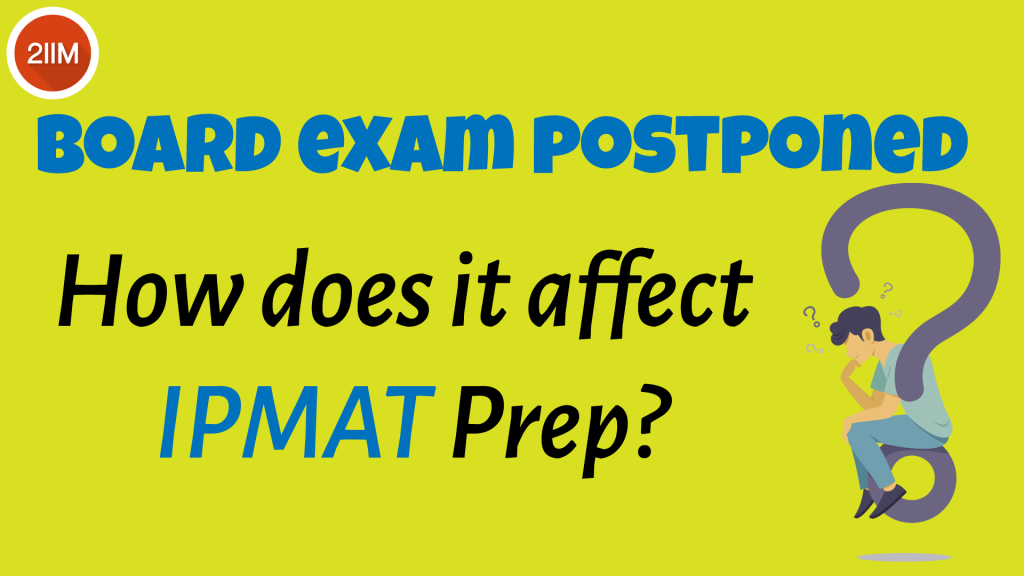 When should you prepare for IPMAT?
