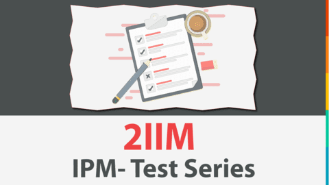 IPM Test Series for 2021